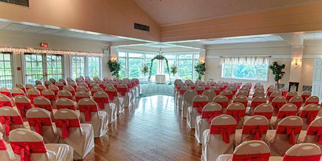 Brookside Country Club - Philadelphia wedding Philadelphia