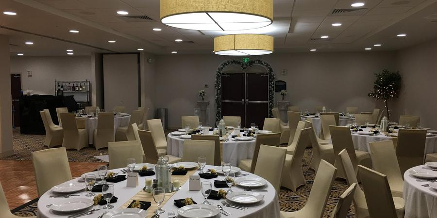 Holiday Inn University Center Gainesville wedding Jacksonville