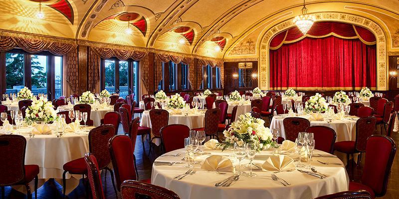 Wisconsin Club - City Club wedding Milwaukee