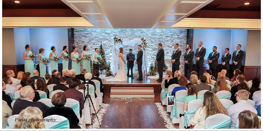 Cotton Exchange wedding Milwaukee