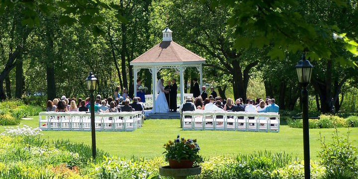 Independence Harbor wedding South Shore