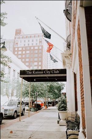 The Kansas City Club wedding Kansas City
