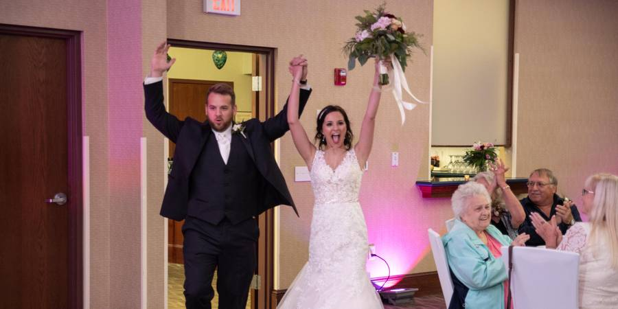 Crossroads Conference Center wedding Grand Rapids