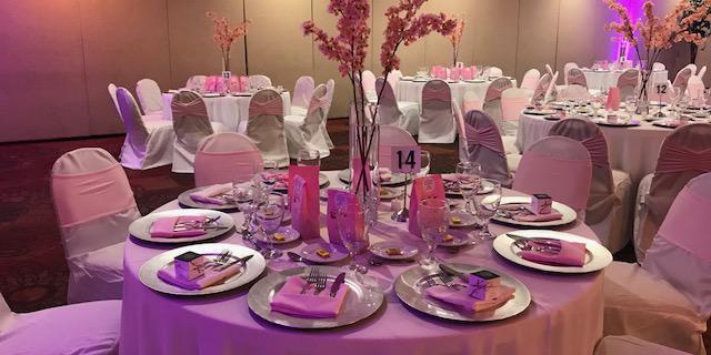 Angel's Catering Big Five Club wedding Miami
