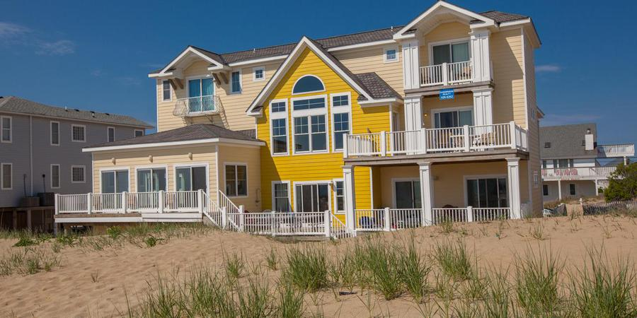 Sandbridge Realty wedding Virginia Beach