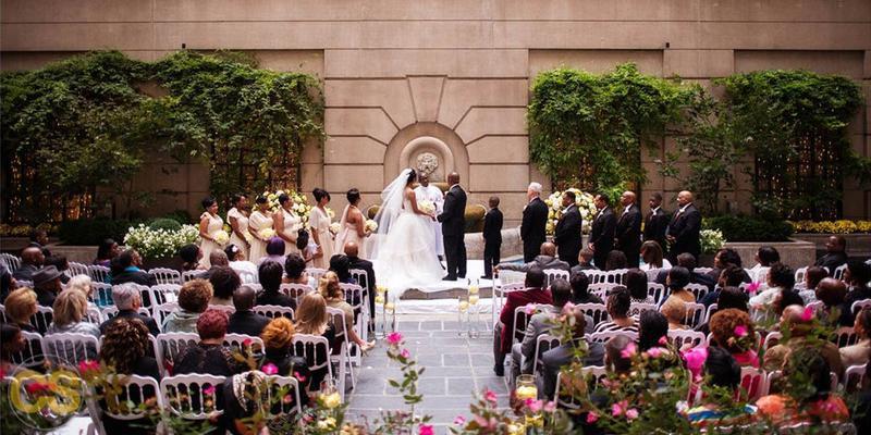 The Westin Georgetown wedding Washington DC