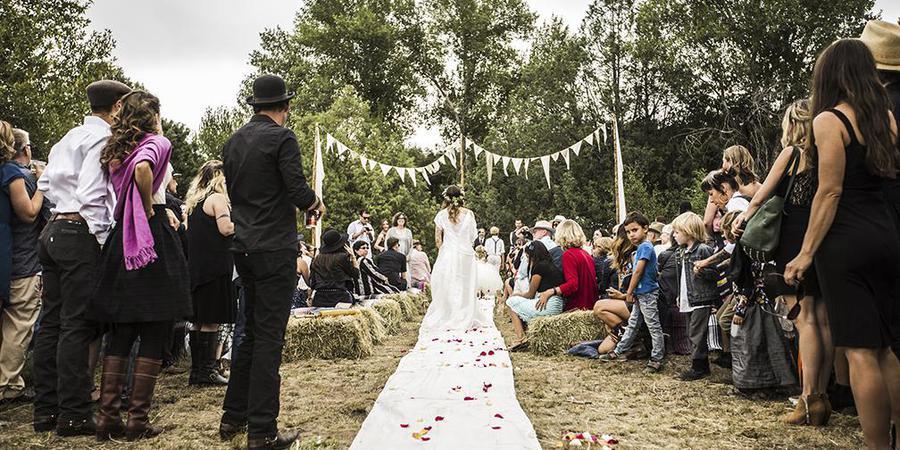 Taos Goji Farm & Eco Lodge wedding New Mexico