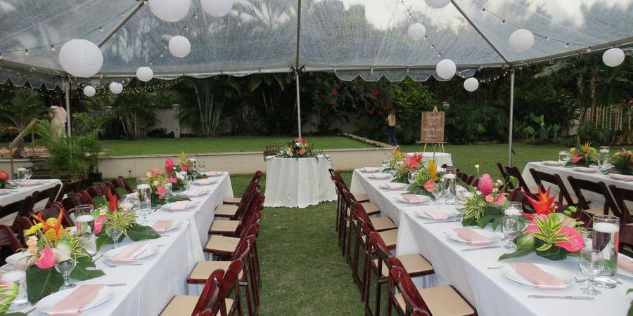 Hale Lokahi wedding Oahu
