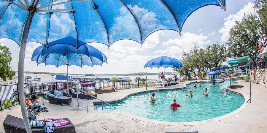 Volente Beach Resort wedding Austin