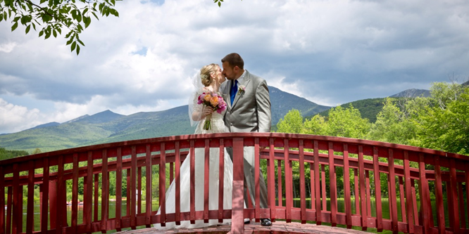 Indian Head Resort wedding Great North Woods/White Mountains