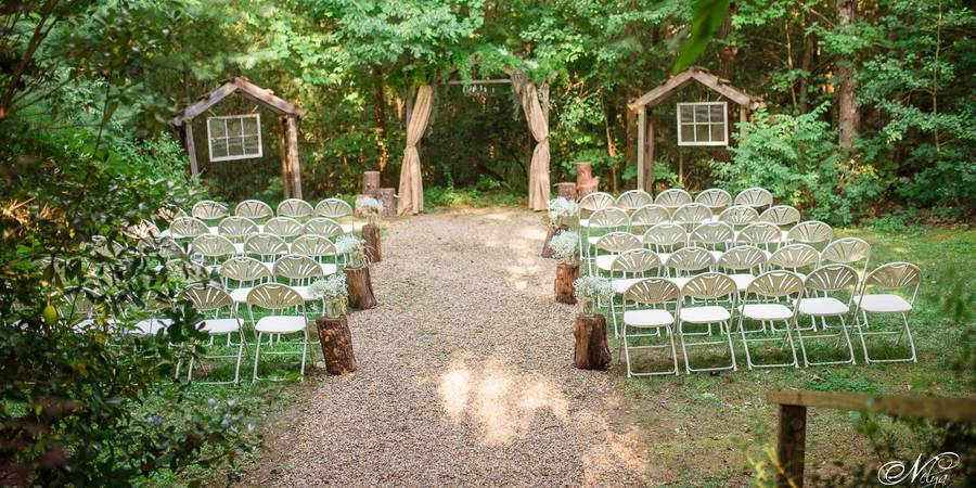 Sampson's Hollow wedding Knoxville
