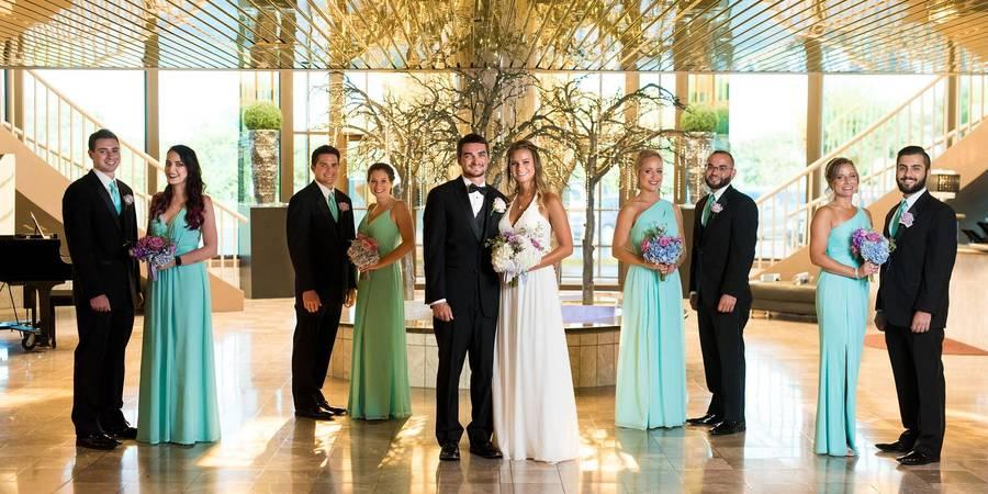Laurel Manor wedding Detroit