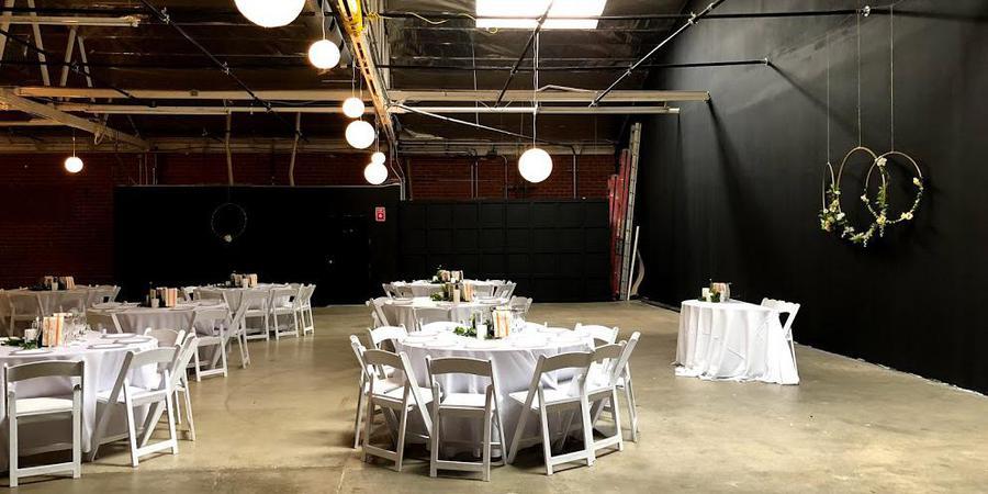Brick House Studios LA wedding Los Angeles