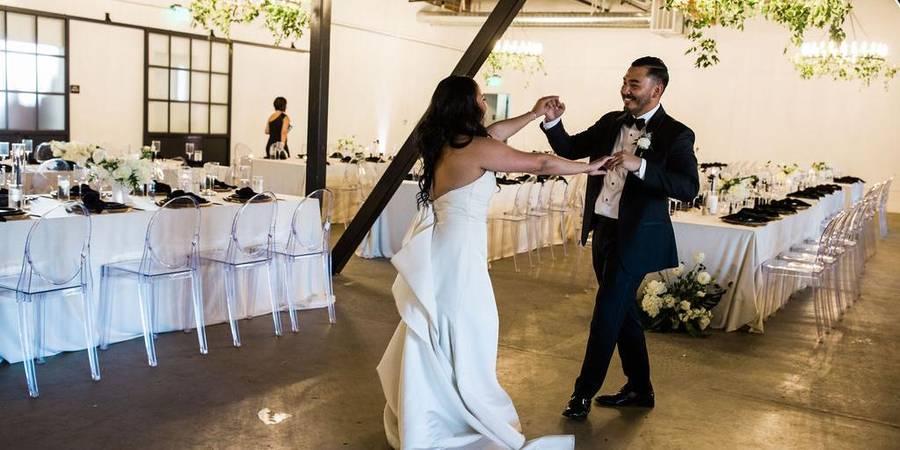 BLOC Venue wedding Sacramento
