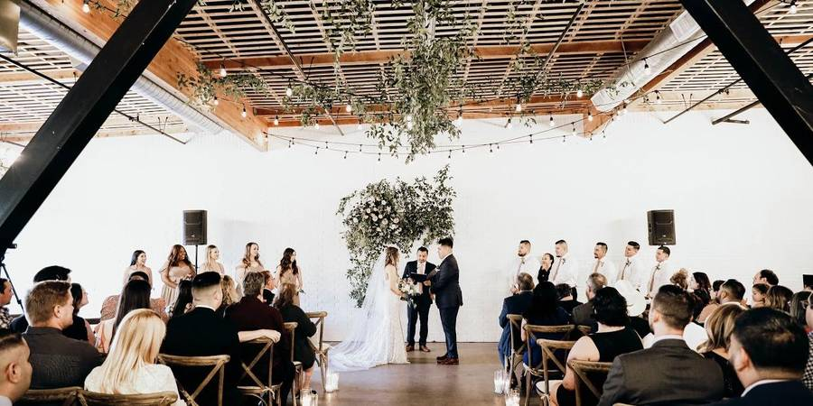 BLOC Venue wedding Sacramento