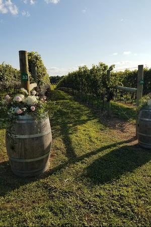 Chateau Bu-De wedding Eastern Shore/Chesapeake Bay