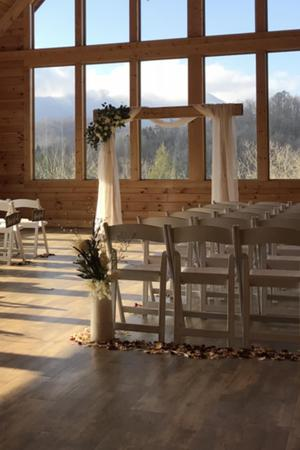 Gatlinburg Event Center wedding Gatlinburg