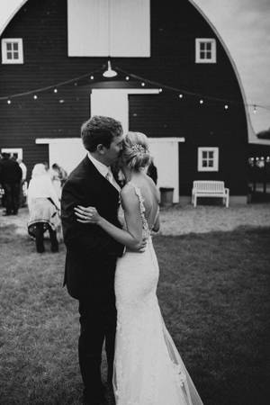 1908 House wedding North Dakota