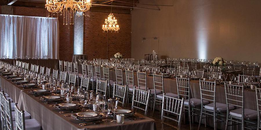 Brick + Mortar wedding Wichita
