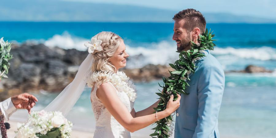Wailea Inn wedding Maui