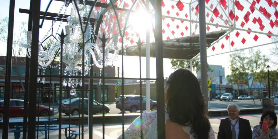 MACLA wedding South Bay