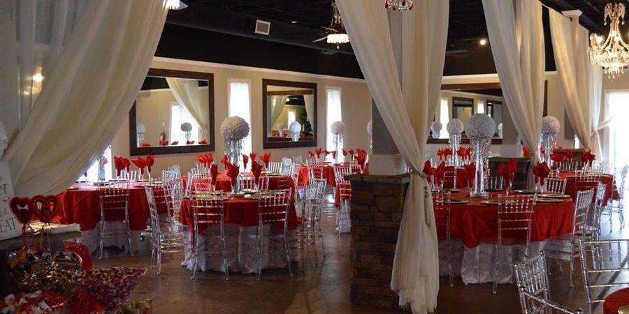 Elysium Event Center wedding Atlanta