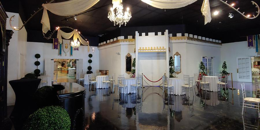 The Event Factory wedding Tampa