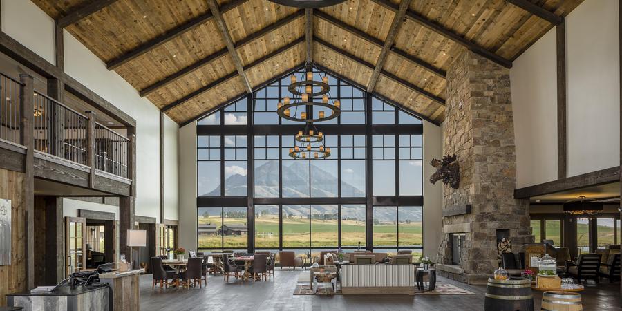Sage Lodge wedding Montana