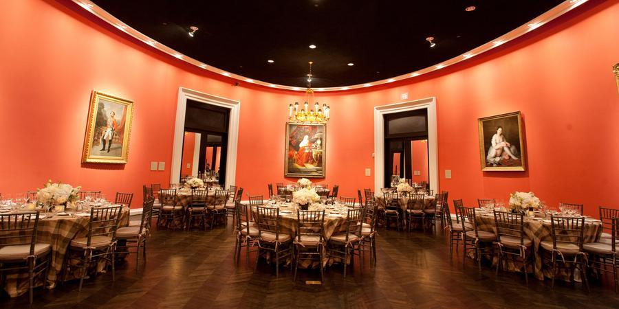 Meadows Museum wedding Dallas