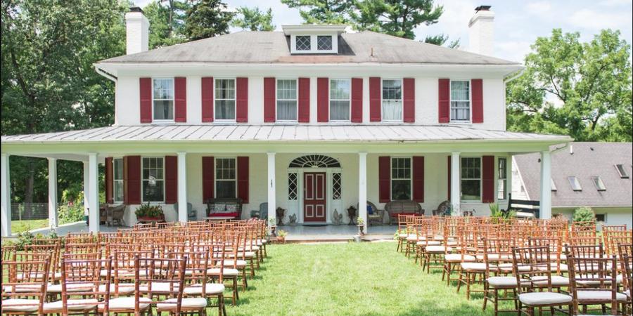 Blue Hill Farm VA LLC wedding Northern Virginia