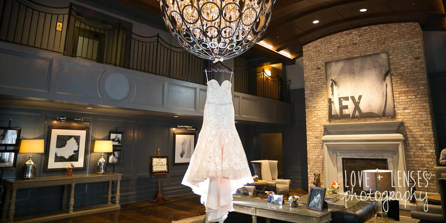 The Campbell House wedding Lexington