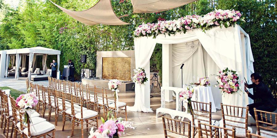 DoubleTree by Hilton Monrovia - Pasadena Area wedding Los Angeles
