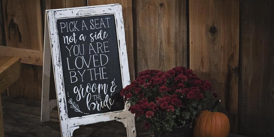 Owl Barn wedding Madison