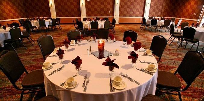 DoubleTree Suites by Hilton Hotel Tucson Airport wedding Tucson