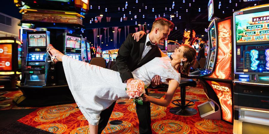 FireKeepers Casino wedding Kalamazoo