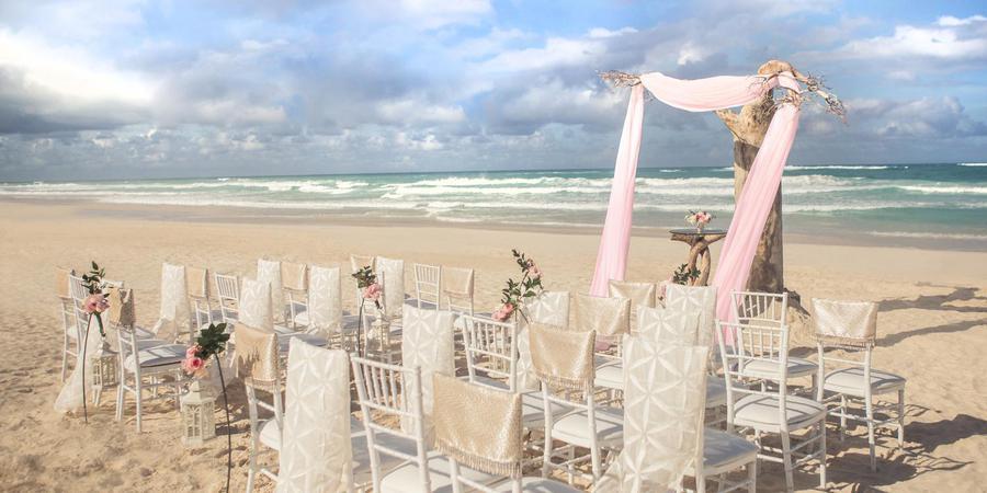 Hard Rock Hotel & Casino Punta Cana wedding Dominican Republic