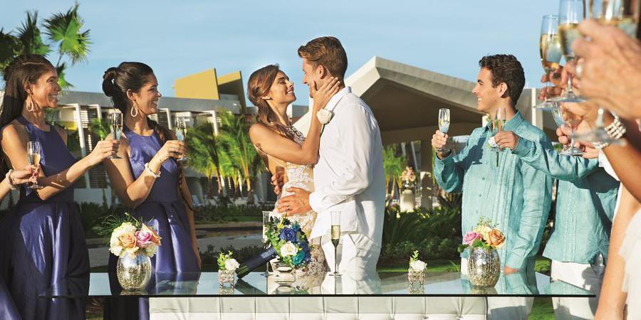 Now Onyx Punta Cana wedding Dominican Republic