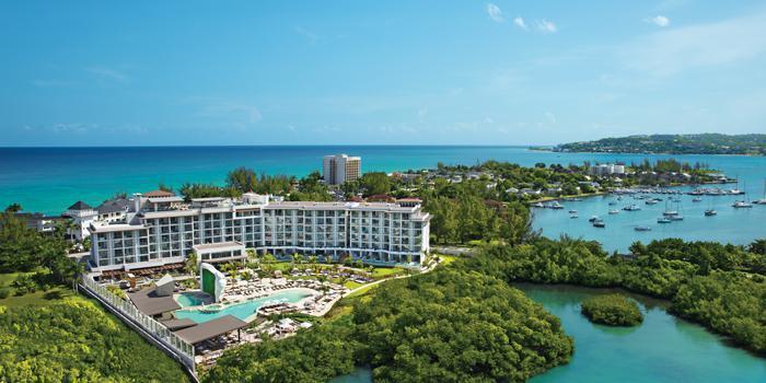 Breathless Montego Bay wedding Jamaica