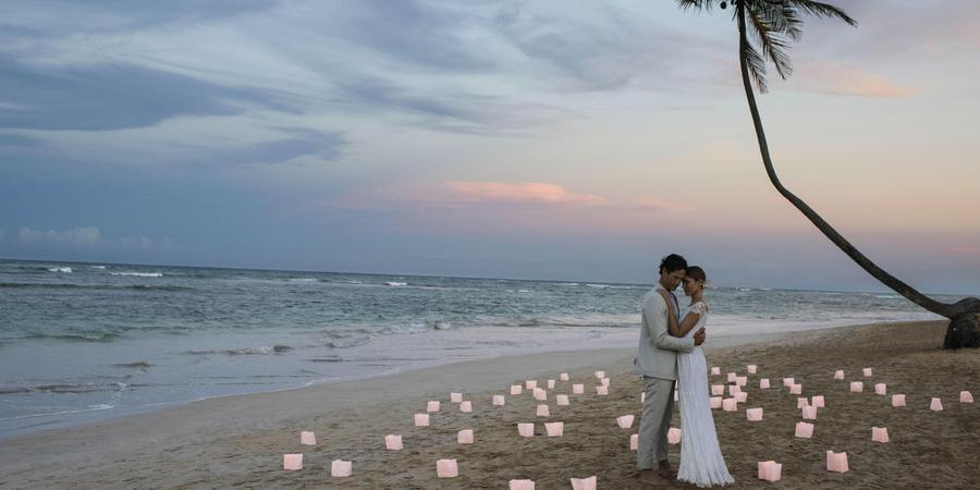 Excellence Oyster Bay wedding Jamaica