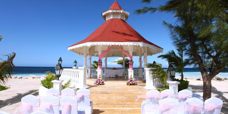 Grand Bahia Principe Jamaica wedding Jamaica