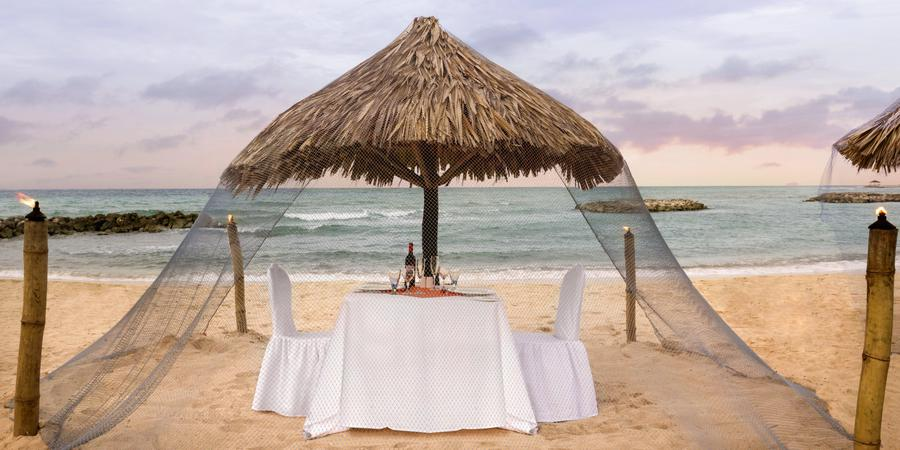 Hyatt Zilara Rose Hall wedding Jamaica