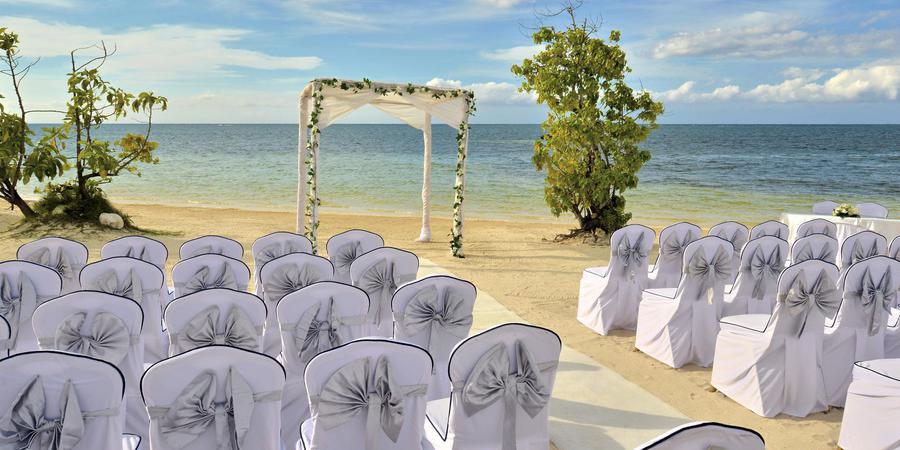 Iberostar Rose Hall Beach wedding Jamaica