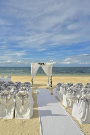 Iberostar Rose Hall Suites wedding Jamaica