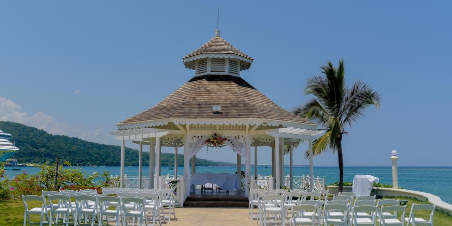 Moon Palace Jamaica wedding Jamaica