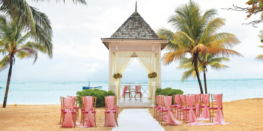 Riu Ocho Rios wedding Jamaica