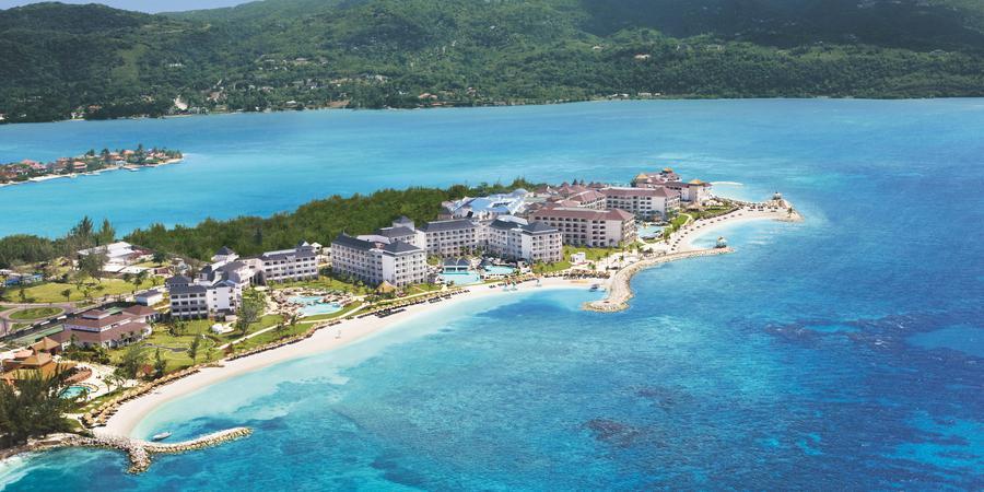 Secrets St. James Montego Bay wedding Jamaica