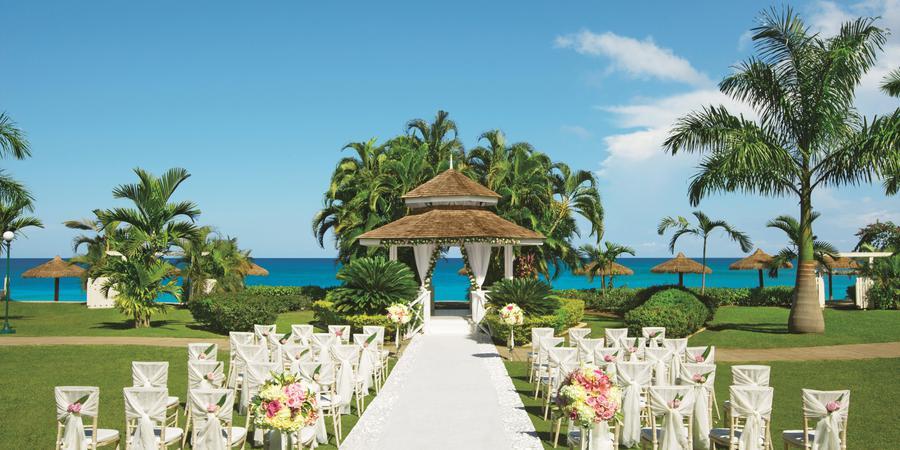 Sunscape Splash Montego Bay wedding Jamaica