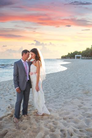 Azul Beach Resort Riviera Cancun, by Karisma wedding Mexico