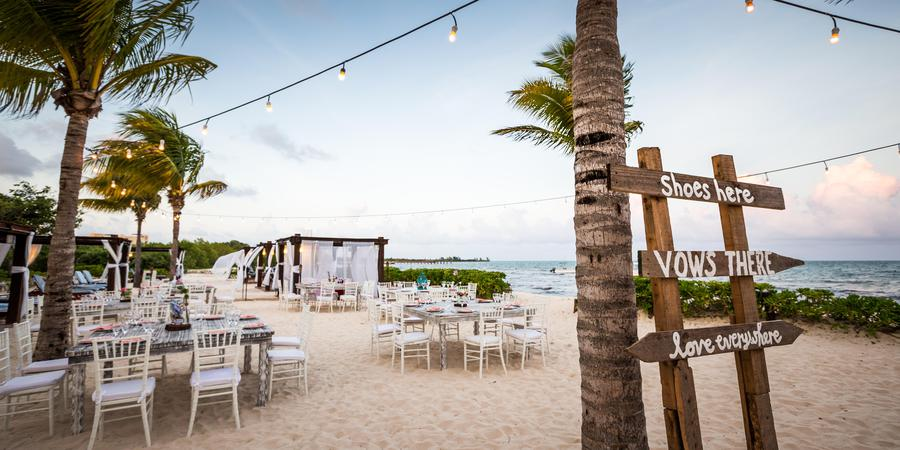 BlueBay Grand Esmeralda wedding Mexico