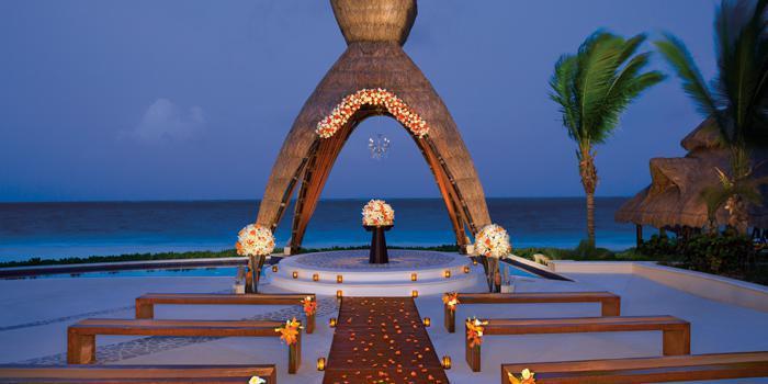 Dreams Riviera Cancun Resort & Spa wedding Mexico